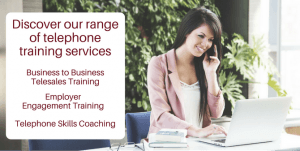 OUTSHINE 1 -Discover our range of telephone training services