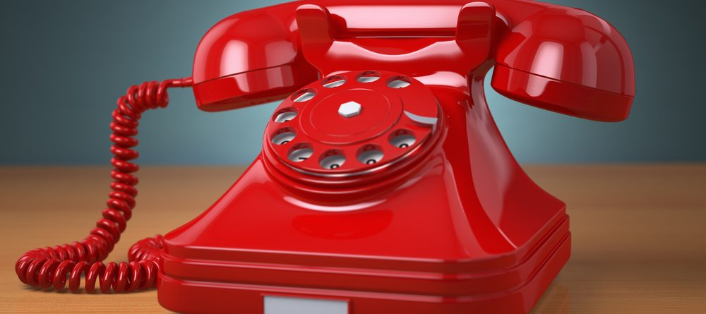 Don't Hang Up!: Why the telephone should still be a key player in your business.